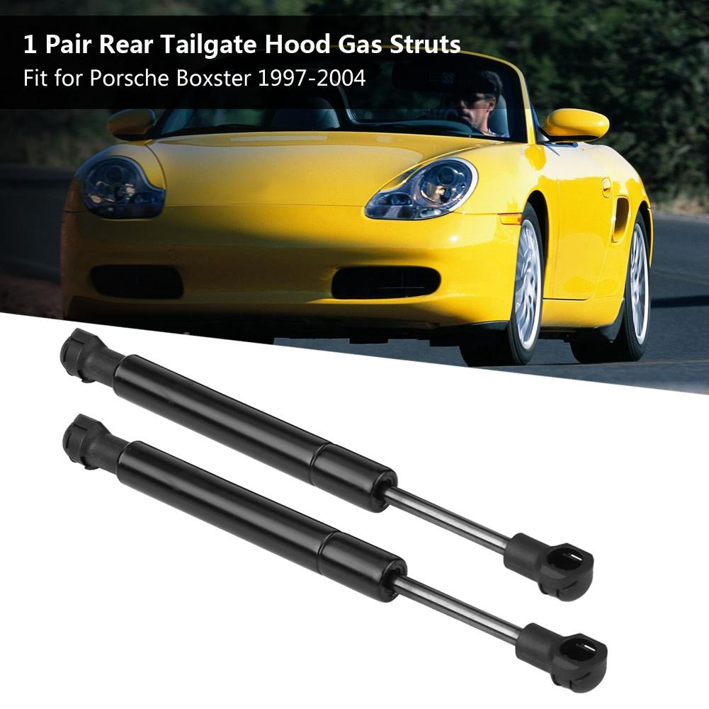 2 Front Trunk Auto Gas Spring Prop Lift Support For 1997-2004 Porsche Boxster