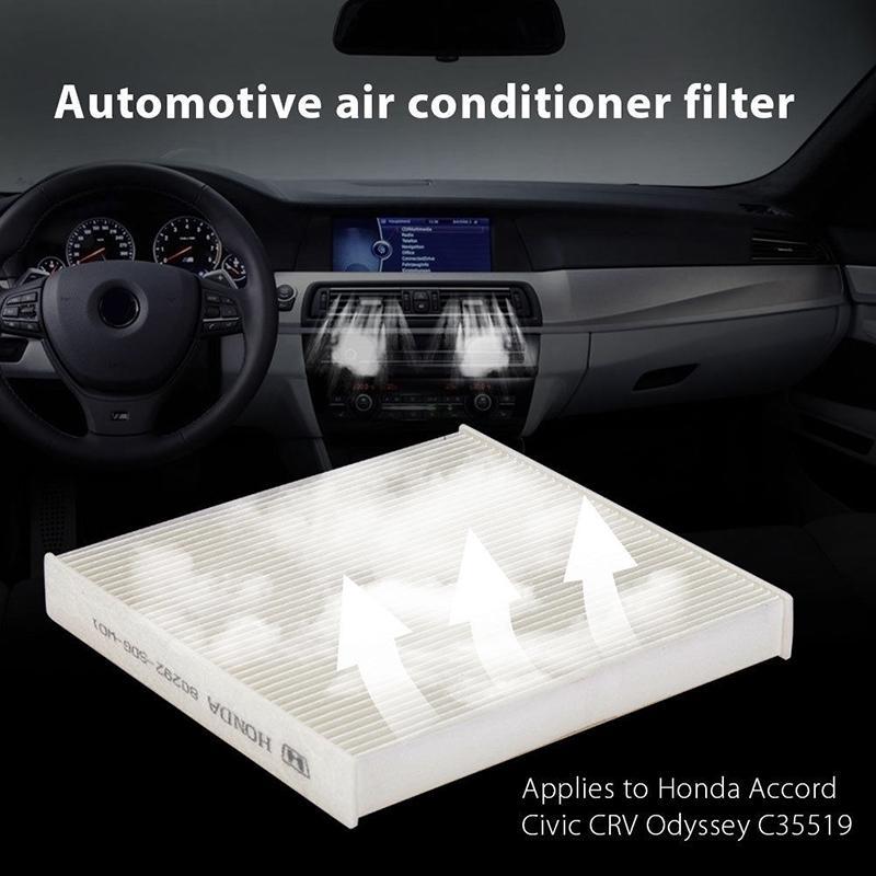 For Honda Civic 2016-2018 Car Activated Carbon Cabin Car A//C Fresh Air Filter