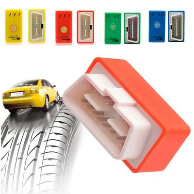 1pcs Eco/Nitro OBD2 Chip Tuning Box Plug & Drive For Benzine