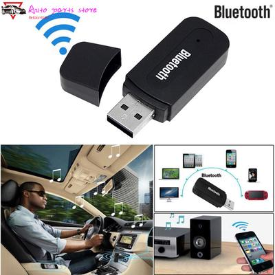 3.5mm USB Receiver Adapter Dongle Bluetooth Wireless Stereo,Audio Music Speaker