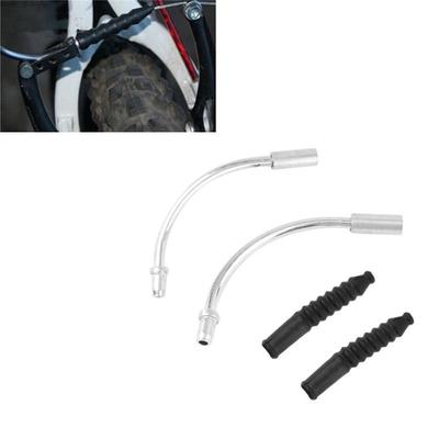 Bike V Brake Noodle Cable Guide Pipe Rubber Boots Bicycle Cycling Brake Pipe ND