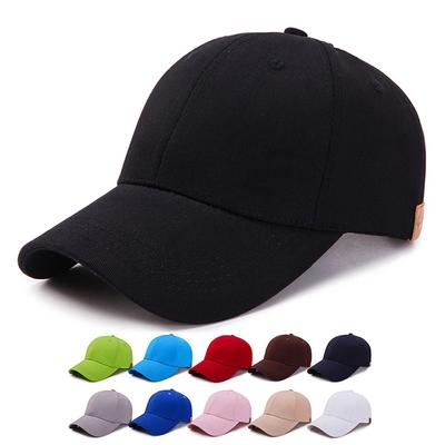 b175f094f57 2018 Women Ponytail Baseball Cap Pure Color Messy Bun Snapback Hat Sun Caps