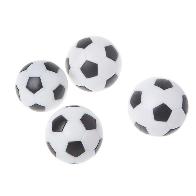Details about  /4pcs 32mm Soccer Table Foosball Ball Football for Entertainment N iiUSBACABKbw