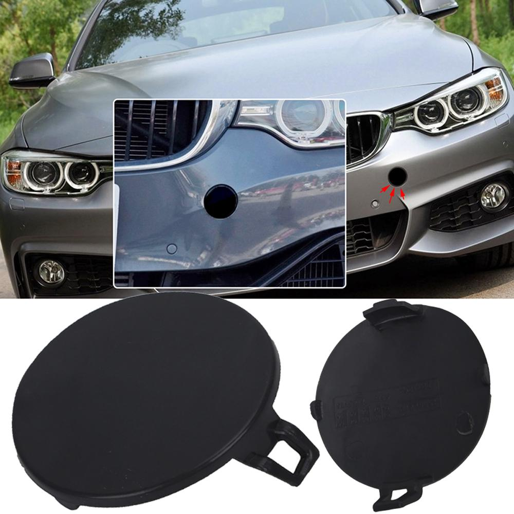 Front Bumper Tow Hook Cover for BMW E90 E91 3-Series 328i 335d 335i 2009-2011