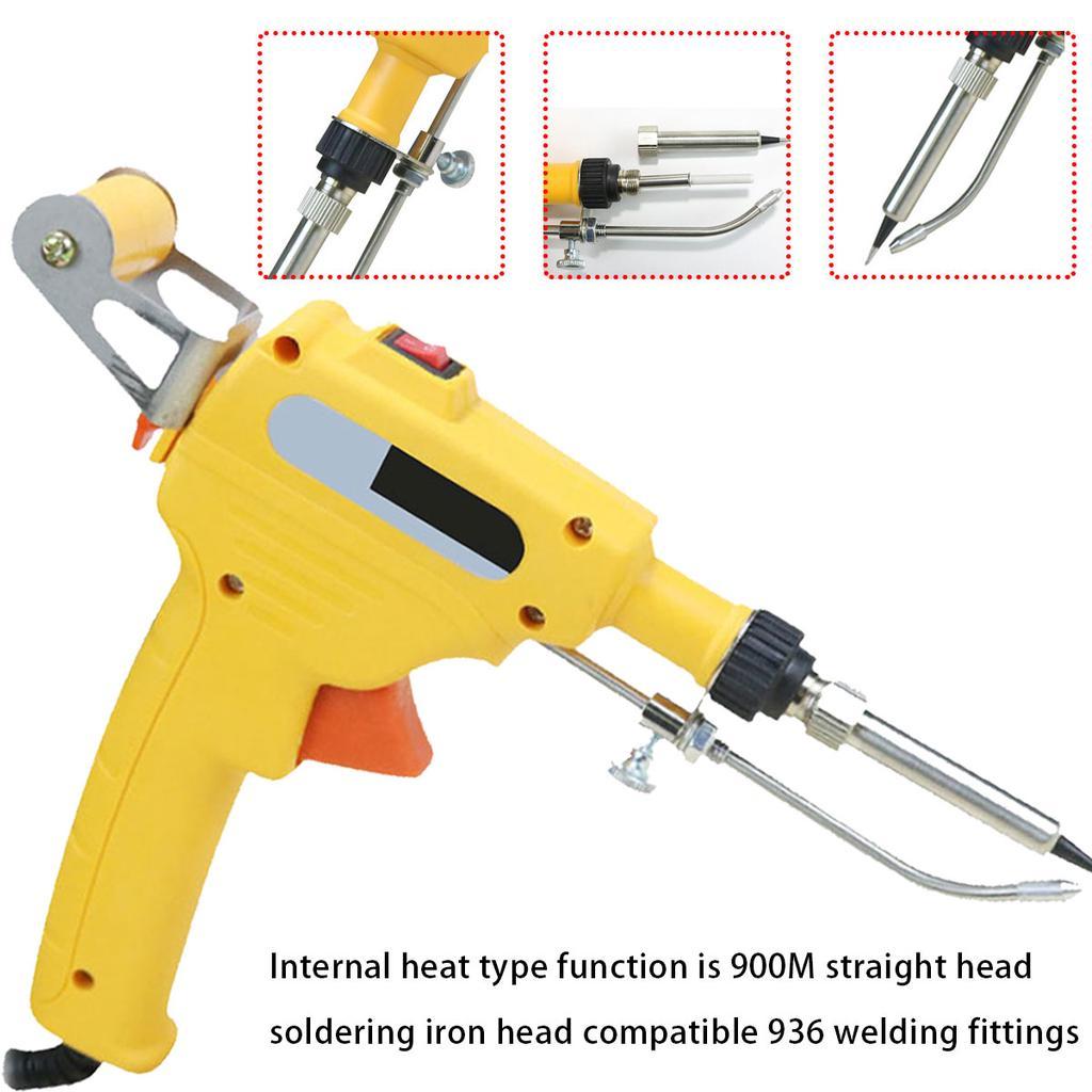 110 V Manuel 60 W US Plug Tin Gun aspiration Tin Appareil Soudage Électrique Pistolet Outil Nouveau