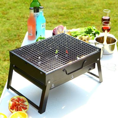 Oven Low Picnic Furnace in Sheet Charcoal Charcoal Barbecue