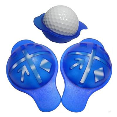 5PC Plastic Golf Ball Line Marker Drawing Templates Alignment Device