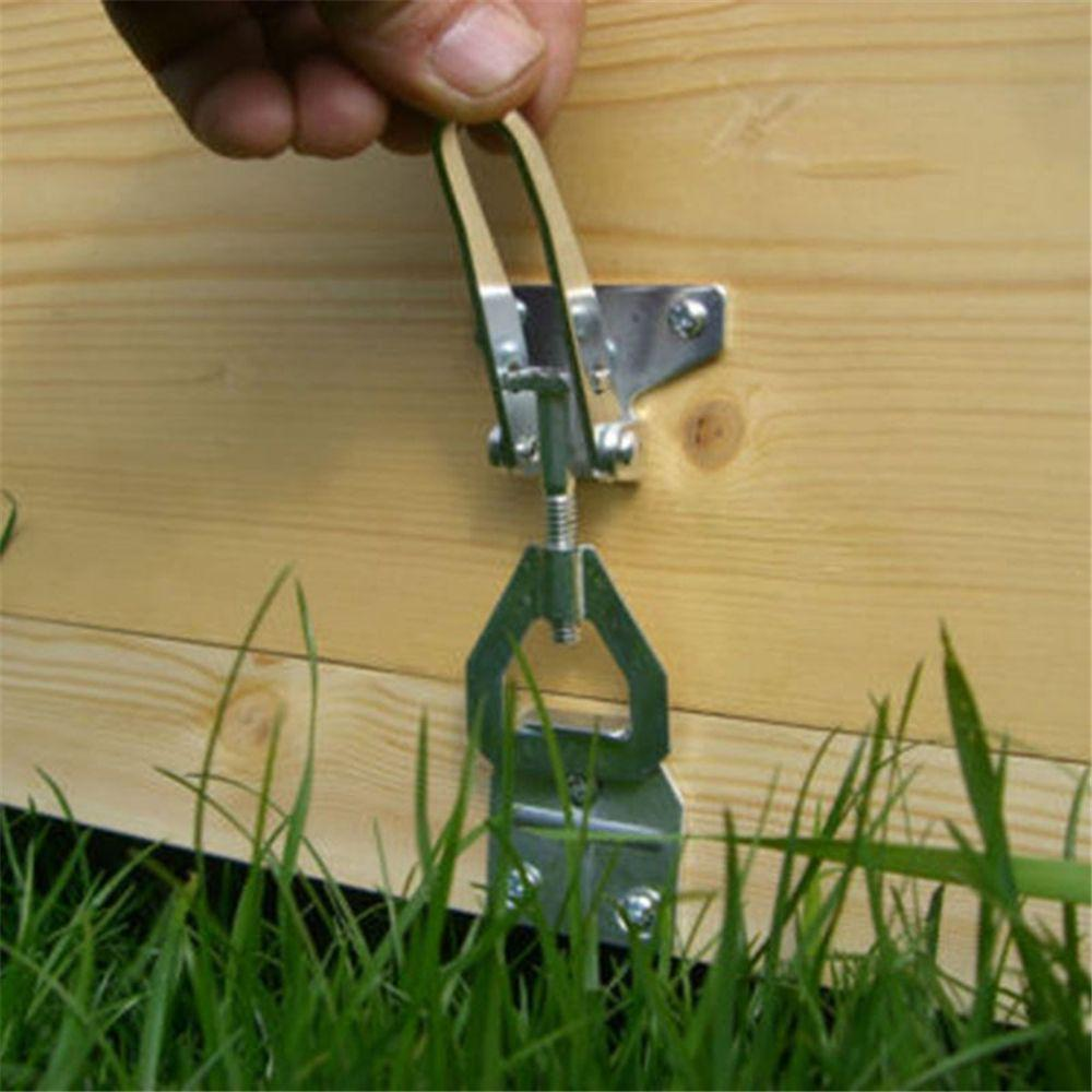 Adjustable Alloy Beekeeper Beekeeping Bee Hive Box Fasteners Hand Equipment Tool