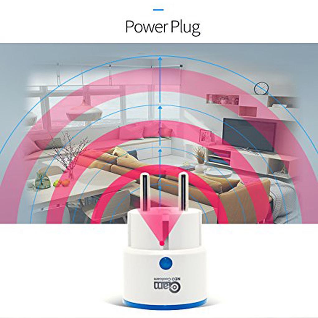 NEO COOLCAM NAS-WR01ZE Z-wave plus EU plug Smart Power Home Automation 110-230V