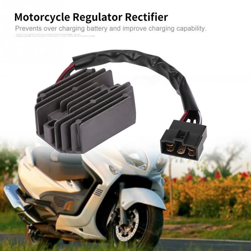 Motorcycle Voltage Regulator Rectifier for Suzuki Burgman AN250 99-02 AN400  1998-2002