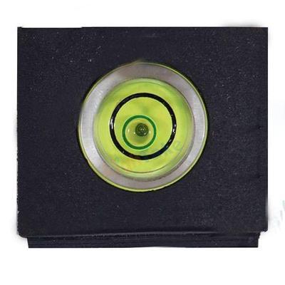 4 Pack Mini Circular Bubble Level 10x6mm Spirit Surface Level Degree Mark Use Tripod Camera