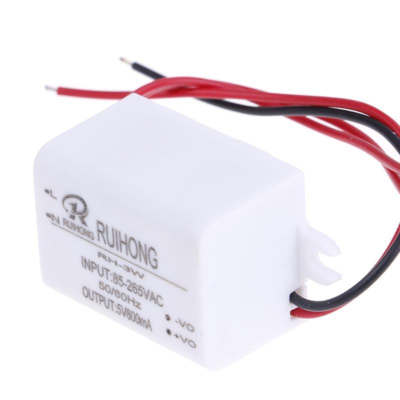 0.3 Мини Ac / Dc Power Module Communication 3 W 220 V Dc 12 V и 24 V До 5 V Преобразователь – купить по низким ценам в интернет-магазине Joom