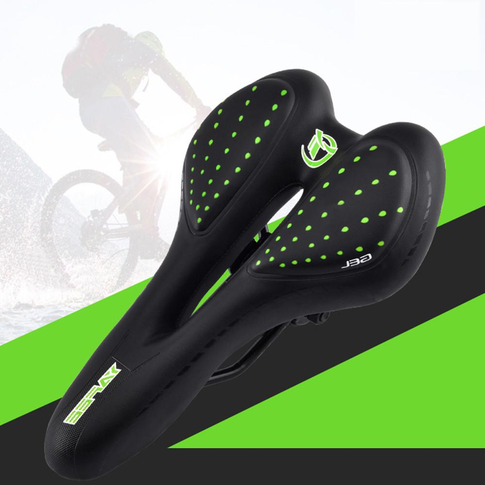 Comfortable Professional Bicycle Bike Sport Seat Pad Suspension Gel Bike Saddle