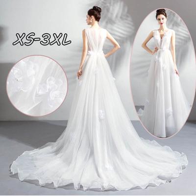 19dad3f505d Для новобрачных Мори богемной платье v-образным вырезом очарование женщин  старинные кружева свадебное платье линии