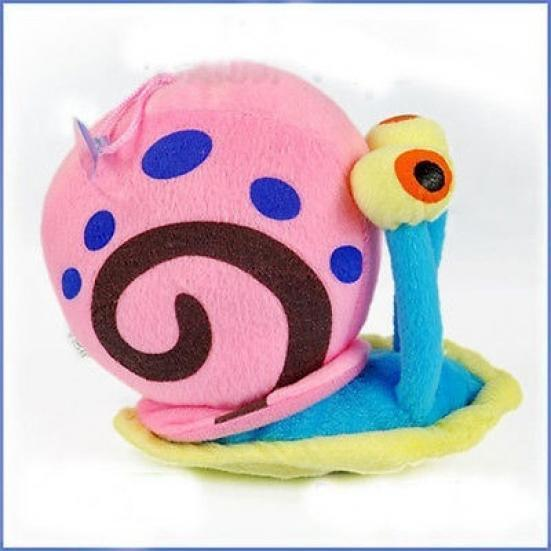 1c820775443 GARY THE SNAIL From Spongebob Series TY BEANIE BABY-buy at a low ...
