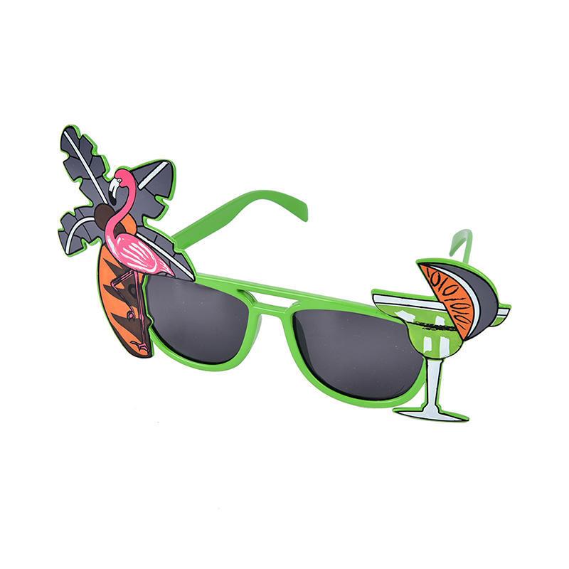 3aa4784cac Fiesta Tropical Flamingo Hawai gafas de sol gafas de boda fiesta ...