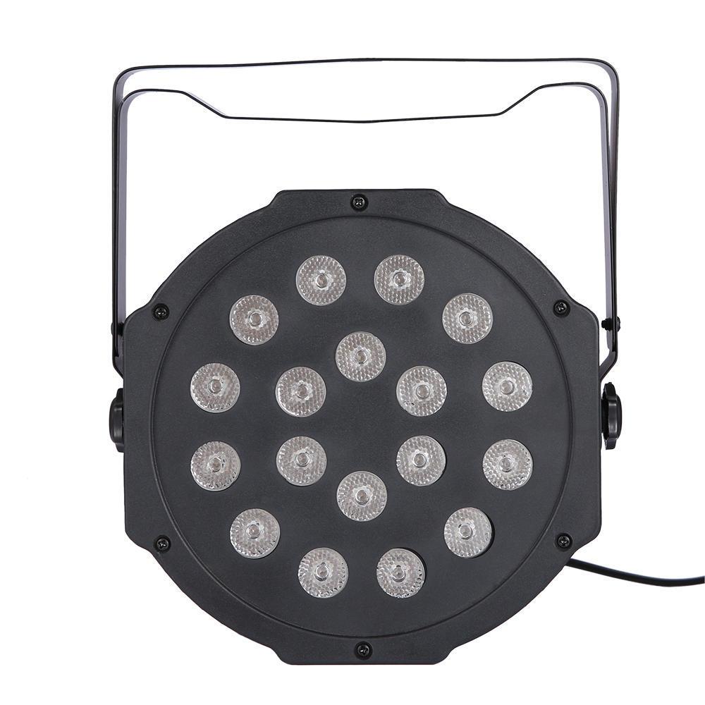 18w Violet 18 Led Sound Active Stage Par Light For Ktv Party Dj Circuit Board Buy Boardled 1 Of 8