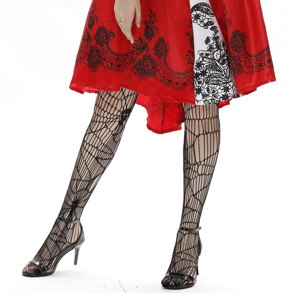 d743e931725ff Women Fancy Pantyhose Fishnet Skull Spider Web Tights Ladies Sexy Stocking  Halloween costume-buy at a low prices on Joom e-commerce platform