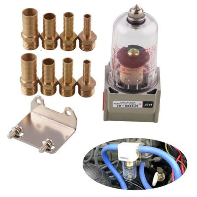 Engine Oil Separator Catch Reservoir Tank Can Baffled suitable For Honda  Civic Acura