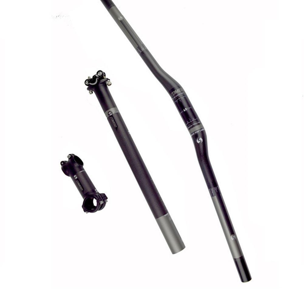 1XCarbon Fiber Walking Stick Folding Anti Shock Telescopic Hiking Climbing Pole