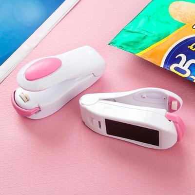 Portable Mini Plastic Bag Sealing Machine Small Household Hand Pressure