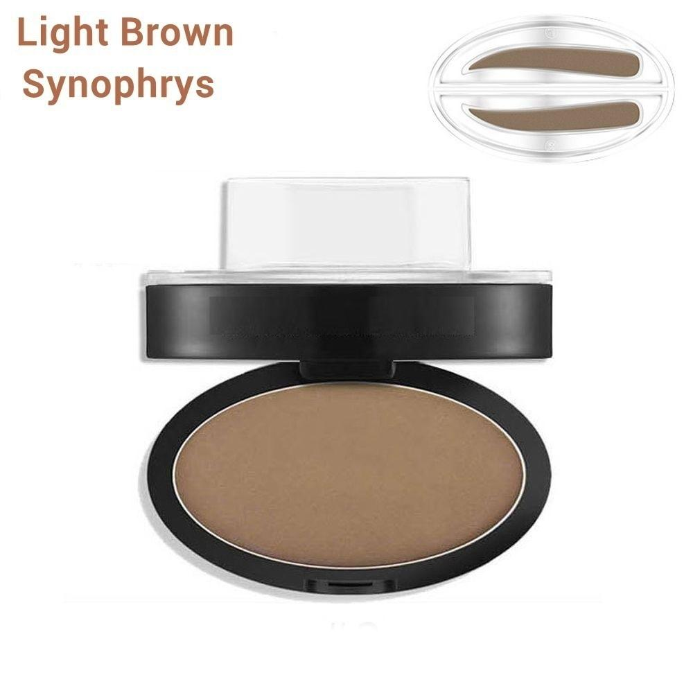 Back To Search Resultsbeauty & Health 1pair Eyebrow Template Stamp Sponge Eyebrows Seal Eyebrow Powder Brow Stamp Sponge Eye Brow Lazy Puff Printed Seal Cream