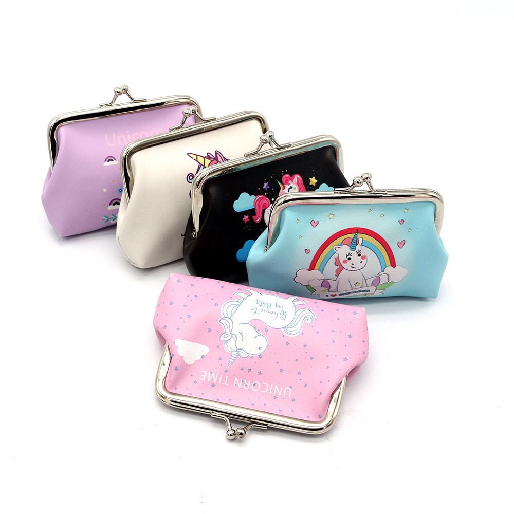 3D Flamingo Printing Womens Clutch Coin Purse Card Bag Handbags Pouch Wallet FI