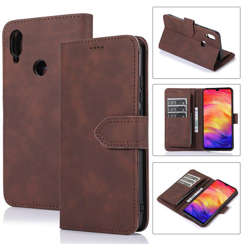 Per Samsung Galaxy M31 M21 M11 M30S M20 Magnetico Custodia in Pelle Portafoglio Flip Cover