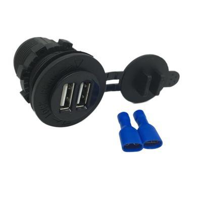 MagiDeal Enchufe Adaptador Conector Clavija Encencedor Cigaro Macho RV Coche Universal