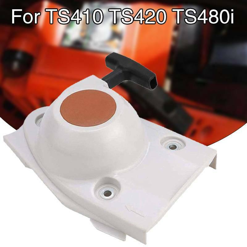 For Stihl TS410 TS420//TS480i Handles Spare Parts Concrete Saw Recoil Starter New