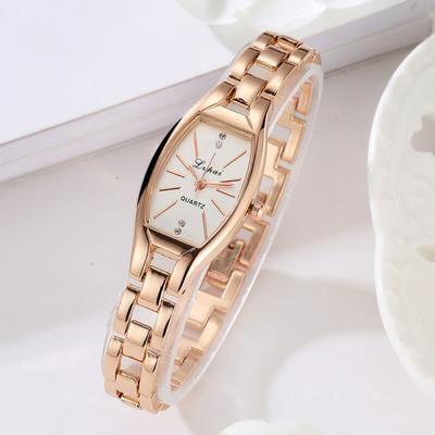 Women's Fashion Casual Personality Watch Quartz Watch Noble and Simple with Diamond Women's Watch