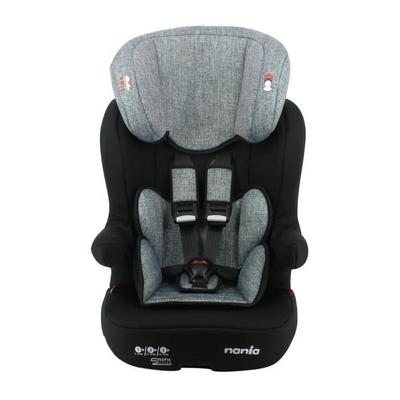 made in France Princess Nania BELINE car seat group 1//2//3 with side impact protection and pillows 9-36kg