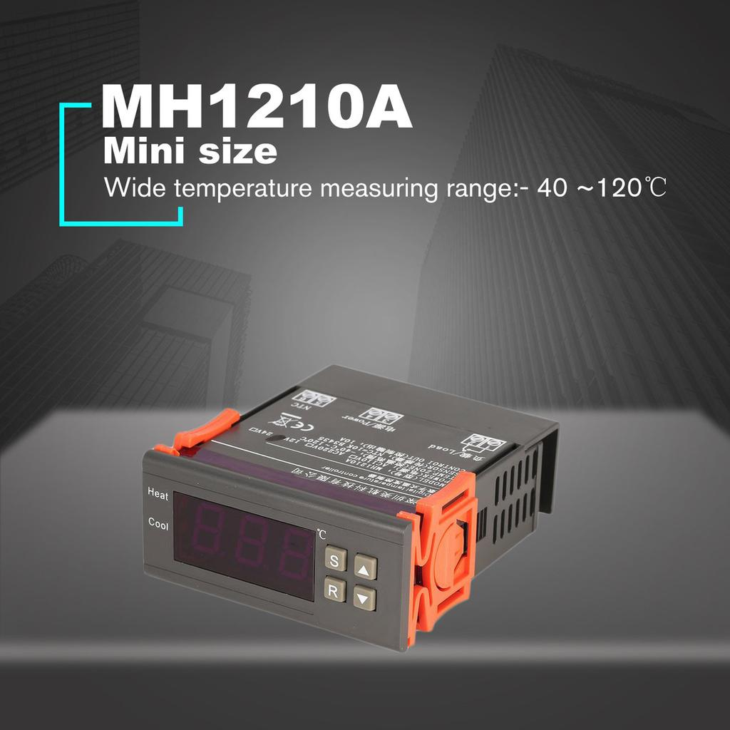 MH1210A NTC Waterproof Temperature Controller Sensor Probe Sealed