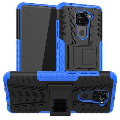 Tire Pattern Armor PC Rubber Case For Xiaomi Redmi Note 9 Pro 9S Redmi Note 8 Pro 8T 7 6 5 Redmi 8 8A 7A 6A 4X 5A 9 9C Xiaomi Mi A3 9 LITE 10 9t Pro