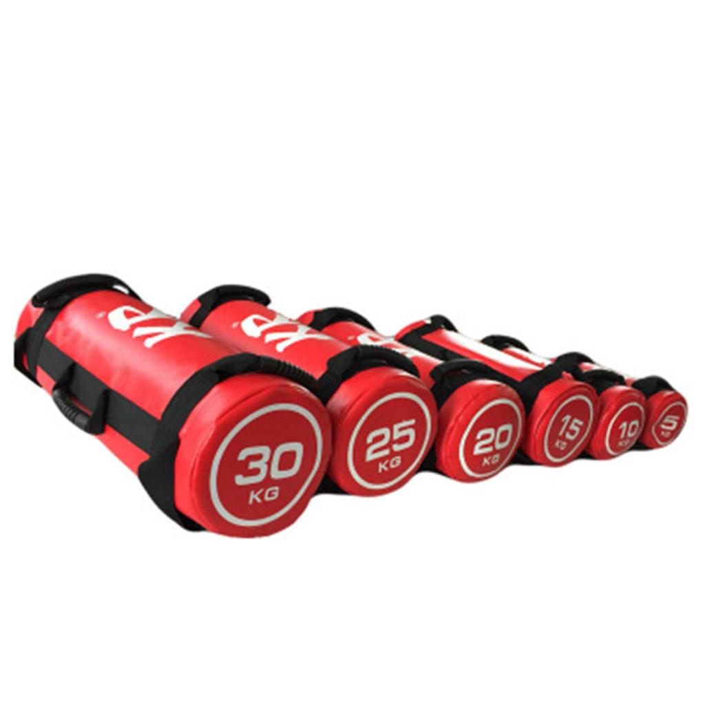 Boxing Power Bag//Sand Bag weight lifting Bag Exercise MMA Training 5kg-25k Bags