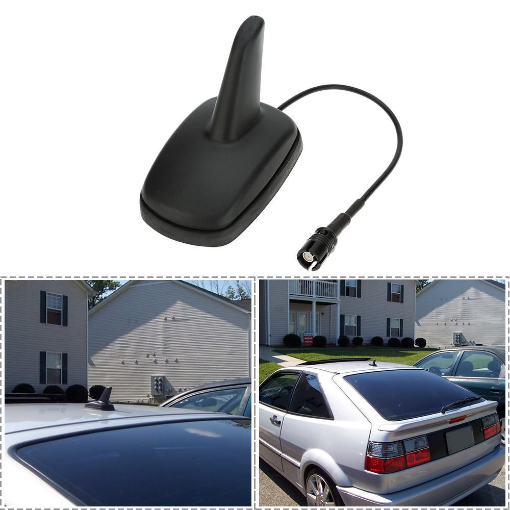 "6/"" Inch Universal Car Radio AM FM Aerial Antenna For VW Passat /& Jetta"