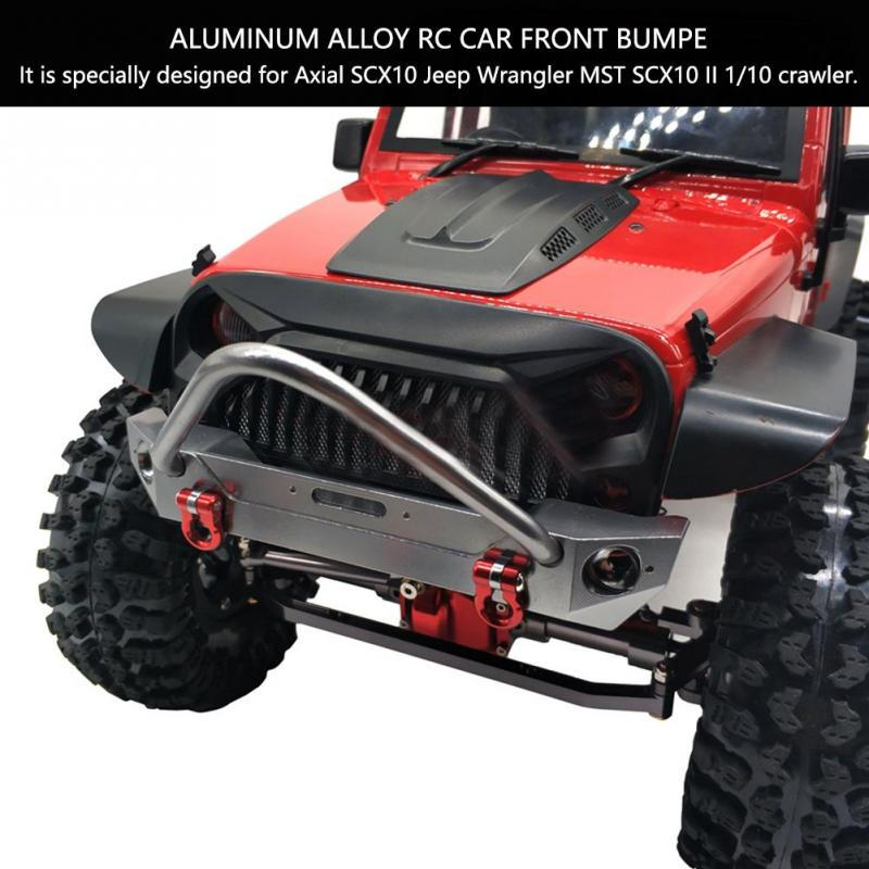 1//10 Scale Metal Roof Rack Cargo Carrier for Axial SCX10 RC Truck Model Part
