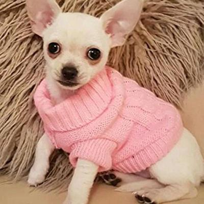 Pet Cat Puppy Sweater Clothes Jacket Coat Dog for Small Dogs Winter Chihuahua