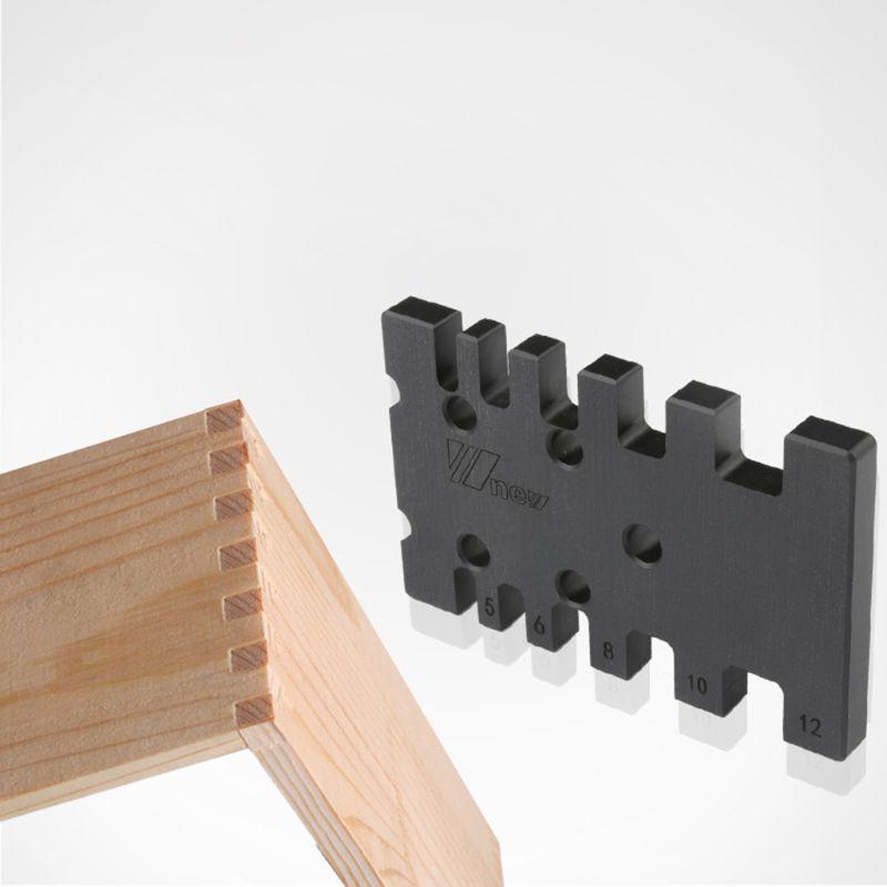 Деревообработка Tenon Gauge Шаблон Трек Митер Mortise Dovetail Maker Jig Блок – купить по низким ценам в интернет-магазине Joom