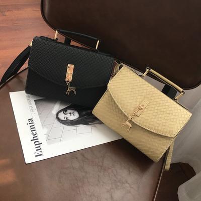 6f53e28f9f BS Fashion Women Shoulder Bag PU Leather Cross Body Messenger Casual Handbag