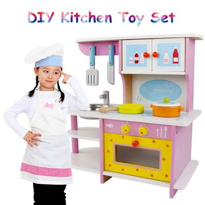 14pcs Kids Kitchen Toy Diy Pretend Play Utensil Accessories Cutlery Role Play Toys Set Girls Buy At A Low Prices On Joom E Commerce Platform