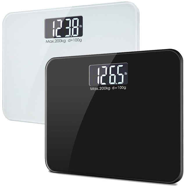 Bathroom Floor Scales 200kg 100g