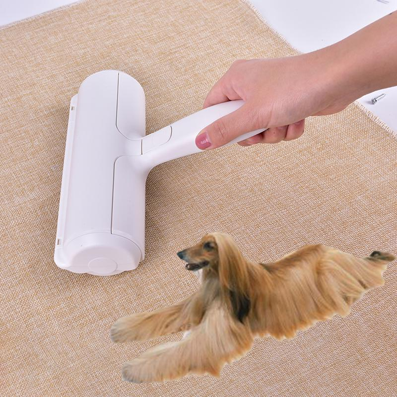 Washable Roller Clothing Lint Brush Cleaning Sweater Sticky Hair Remover Brush
