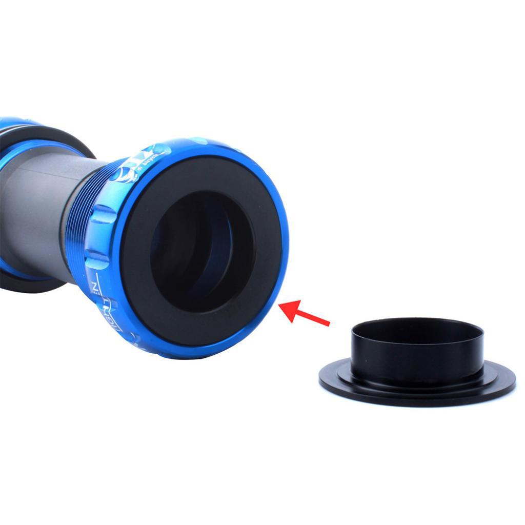Bicycle Axis BB Bottom Bracket Medium Shaft Bearing Protector Cup Cover