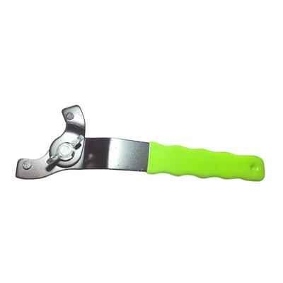 Adjustable Pin Spanner Plastic Handle Angle Grinder Key Pin Wrench Home Wrenches Spanner Repair Tool 8-50mm