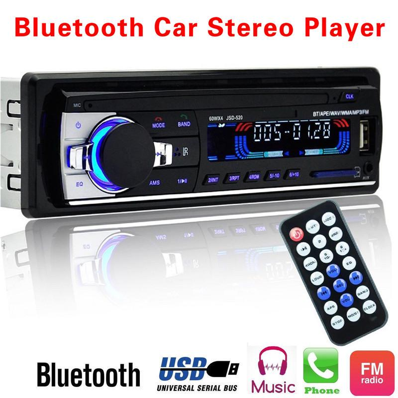 caraudio24 Pioneer DEH-S520BT CD USB Bluetooth AUX MP3 Autoradio f/ür Nissan Primera P11-144 Facelift 1999-2002