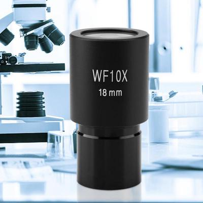 Microscope Eyepiece 30.5mm Interface Diameter DM-WFY002b Ocular Lens WF10X 20mm Wide-Angle Eyepiece