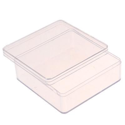 Clear Waterproof Box Enclosure Accessories 60*90*158mm Accessory Organizer