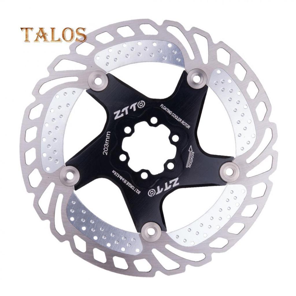 Mountain Bike Floating Brake Rotor Bike Brake Disc140//160//180//203mm Roto 6 Bolts