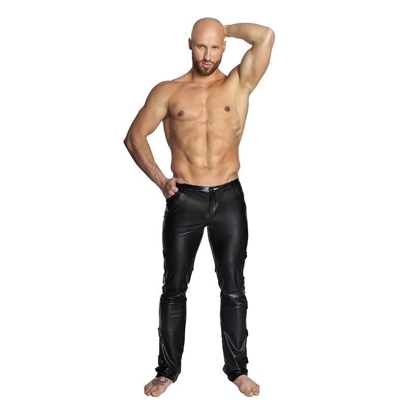 o que é jeans meados de ascensão mens